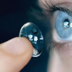 While Google Glass Stalls, Augmented Reality Has Eyes On Innovega's Contact Lens