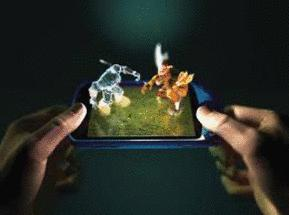 3d Smartphone action!