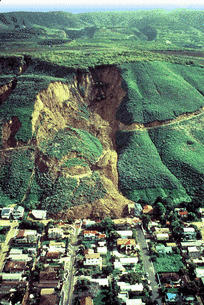 Sonic detection could have prevented this landslide.