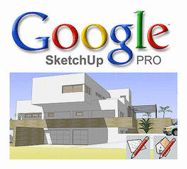 Google SketchUp!