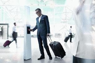 Qantas Next Generation Check-in