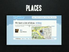 Twitter Places!