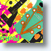 Rock Star Calling: Candies Guitar Head iPhone 4s Cover