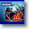 Facebook & McDonald's App Tests Foursquare-like Location-based Social Networking