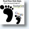 Footprint's Real-Time Web Stats Outdoes Google Analytics