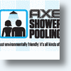Axe Canada&#039;s Showerpooling Speeds Past Carpooling To Save The Planet!