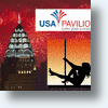 The Audacity Of Pole Dancing - Obama Club vs USA Pavilion At Shanghai Expo