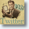 Social Media Vintage Ads For Twitter, Facebook, Skype & YouTube A La Don Draper