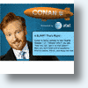 Social Media's Geolocation Promotes Conan's Return To Late Night