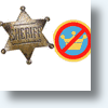 Location-Based Social Networks Need Sheriffs, Not Mayors