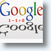 Does Google's -1 Make Google's +1 Equal Zero?