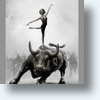 Taking The Bull By The Horns, &quot;Occupy Wall Street&quot; Posters Motivate Campers