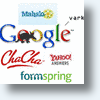 Social Search Wars: Aardvark vs Yahoo Answers vs Mahalo vs ChaCha vs Formspring.me