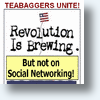 Tea Party Movement Does Not Move Social Media