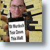 &quot;Mr Murdoch,Tear Down This Wall&quot; Infers Biz Stone