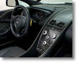 Aston Martin Vanquish 60th Anniversary Edition Features Reclaimed Piston Dash Bezels