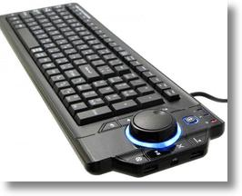 Umazon Video Editor Keyboard Has Integrated Jog Shuttle