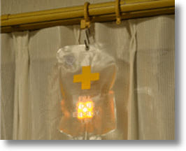 Fill Your Energy Up with the IV Drip Bag USB LED Light