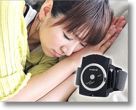 Snore No More with the Snore Stopper Wristband