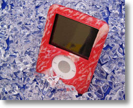 Beef iPod Cover - Music Meats the Macabre