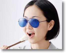 Diet Sunglasses Turn Off Your Appetite