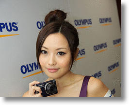 New Olympus μ9000 Digital Cameras Give You Clearer Skin, Dramatic Eyes