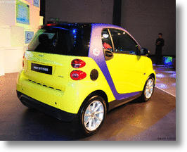 Smart Car Special Edition Sold Only Online by Sina Weibo