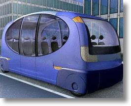 Driverless Buses Ready To Roll On Shanghai's Streets