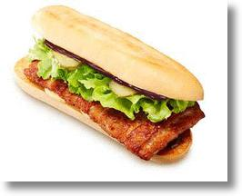 "McRib Gets a Reboot as Japanese Chain Rolls Out the ""Ribusando"""