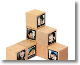 Social Media Building Blocks are a Series of Cubes