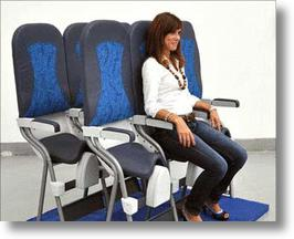 China&#039;s Spring Airlines Considers Installing Vertical Seats
