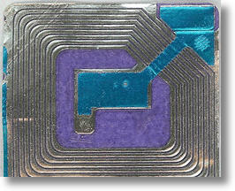 A version of RFID you may already be familiar with!