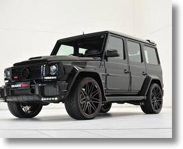 Executive Sweet Ride: Mercedes-Benz BRABUS 800 iBusiness For G65 AMG