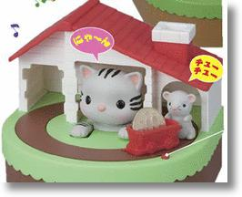 Cute Coin Bank Plays Cat & Mouse With Your Loose Change