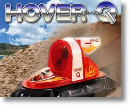Hover-Q Radio Controlled Desktop Racer Rides on Air