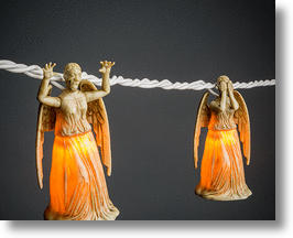 Weeping Angel Lights