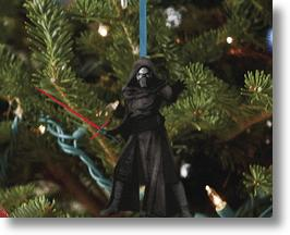 Hallmark Keepsake Ornament -- Kylo Ren