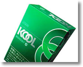 'Kool Boost' Menthol Cigarettes Give Smokers Taste Control
