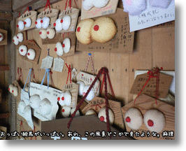 Giving Thanks for the Mammaries at Japan&#039;s Best Breast Shrine
