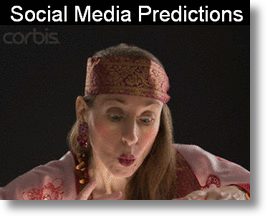 Social Media Predictions for 2010!