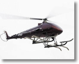 China's V750 Pilotless Helicopter is One Cool Terminator Eggbeater