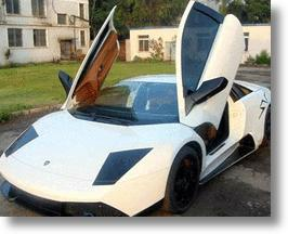 DIY Chinese Lamborghini Lookalike is a Big Boy&#039;s Toyota, No Bull