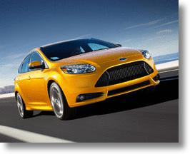 Ford Hopes Their New 2015 Focus ST Diesel Will Sell, Not Smell
