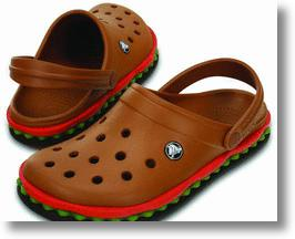 Crocs Hamburger Clogs: Fast Food Footwear That's Good For The Sole