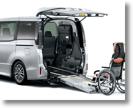 "Toyota's ""Well Chair"" System Makes Minivans More Wheelchair Friendly"