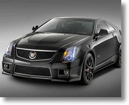 2015 Cadillac CTS-V Special Edition Coupe Limited To 500 Cars, 3 Colors