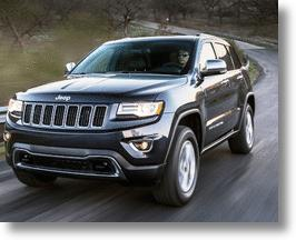 Fade To Black? Chrysler's Most Popular SUVs To Go Colorblind For A Few Months