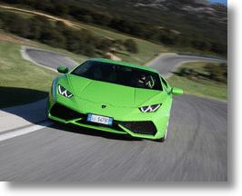 Lamborghini Huracán LP 610-4 Storms Onto The Supercar Stage