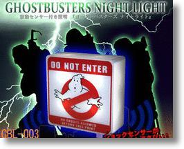 Ghostbusters Night Lights Illuminate Rooms Before You Enter Them