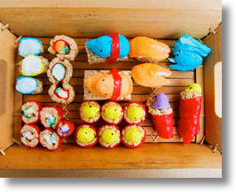 Peeps Sushi: &#039;Serious Eats&#039; Whips Up Some Sweet Easter Treats